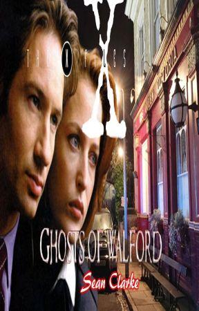 X-Files: Ghosts Of Walford (EASTENDERS CROSSOVER) by seanclarke83