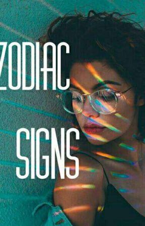Zodiac Signs by ScorpioMarais