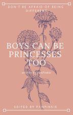 • Boys can be princess too •[VMIN] by ninus13nin