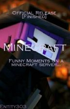 funny moments on a minecraft server by Entity_3_0_3
