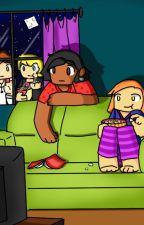Minecraft Story Mode Random Part 6! by DaphneBoyden