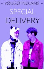 Special Delivery || vkook by Y0UG0TN0JAMS
