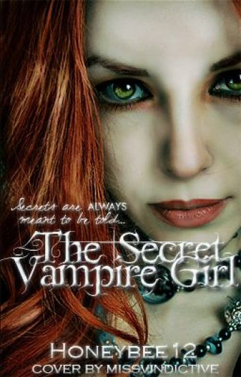 The Secret Vampire Girl - Shh!