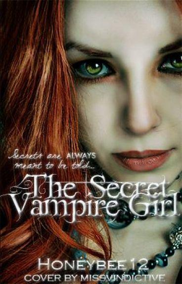 The Secret Vampire Girl - Shh!