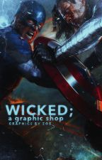 WICKED; A GRAPHIC SHOP [CLOSED] by -SCARLETWITCHES