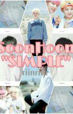 """SIMPLE """"SoonHoon"""" by riinriiiin"""