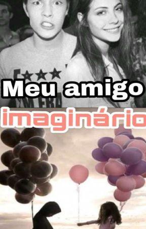MEU AMIGO IMAGINÁRIO  by Evenly_Silva
