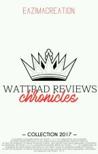 [EAZITOPIA VOL ▶ 2] - Wattpad Reviews Chronicles by eazimacreation