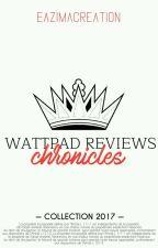 [EAZITOPIA VOL ▶ 2] - Wattpad Reviews Chronicles by eazimacreation