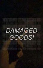 damaged goods ⚔ jessica jones by -stingrae