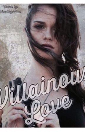 Villainous Love (Gaston)  by Nerd_alert11