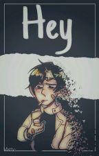 Hey   》Masky.||Terminada.|| by Mxrry-