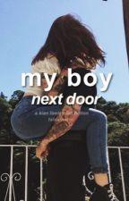 my boy next door | kian lawley by fallxndestiel