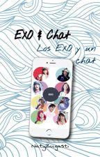 EXO & Chat/Los EXO y un chat by Natyzugasti