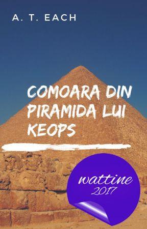 Comoara din piramida lui Keops (finalizată) by ATEach