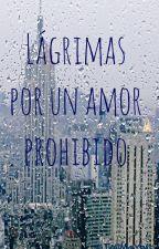 Lágrimas Por Un Amor Prohibido by tellmeyais