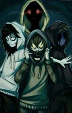 Jeff The Killer - Creepypasta by CrushedCriss