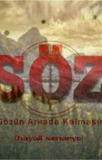 SÖZ ( hayali senaryo ) ❤ by Zeusunkizii13