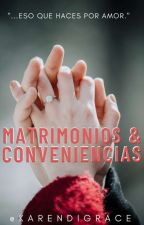 Matrimonio de Conveniencia. by KarenDiGrace