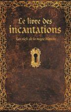Le livre des incantations  by EcrivainePoufsouffle