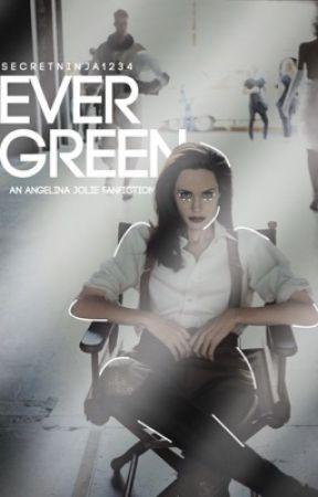 Evergreen ➵ angelina jolie by complexcrimson