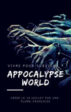 Apocalypse world by Une-plume-francaise
