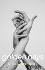 golden days; adopted by brendon urie by kaleidoscope-memes