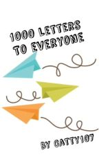 1000 Letters to Everyone by RicePlantation