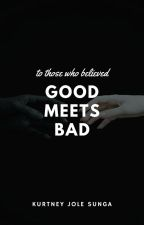Good Meets Bad  by bleu_beltaine