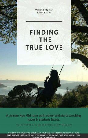 Finding The True Love ;Alya Qaisarah by Kimsshin