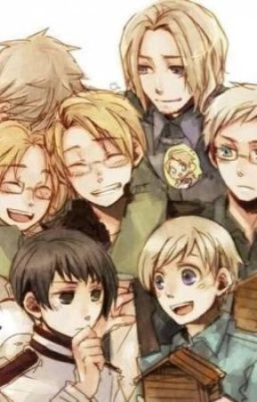 Hetalia One-Shots by AruMeansFvckYou