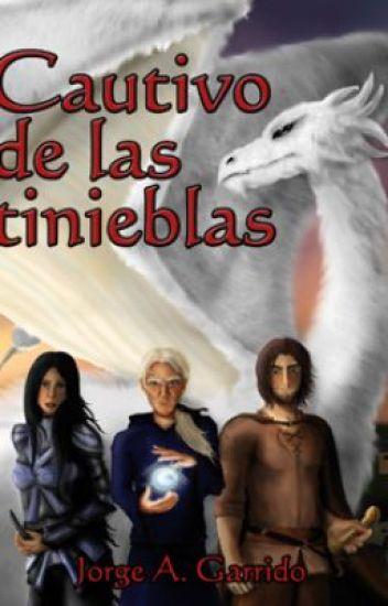 Novela Cautivo de las tinieblas (saga Ojos de reptil #1)