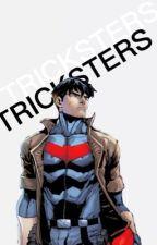 TRICKSTERS •» batkids social media by agentgraysons