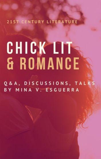 21st Century Literature (Philippines): CHICK LIT