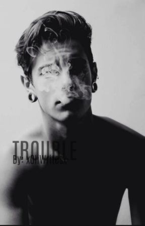 TROUBLE// LGBT short story by xOliWritesx