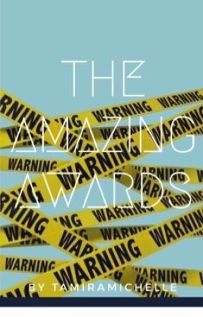 The Amazing Monthly Awards/ The Wattys 2017 by Tamiramichelle