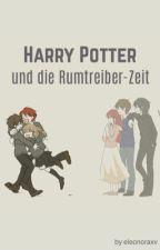 Harry Potter und die Rumtreiber-Zeit by eleonoraxv
