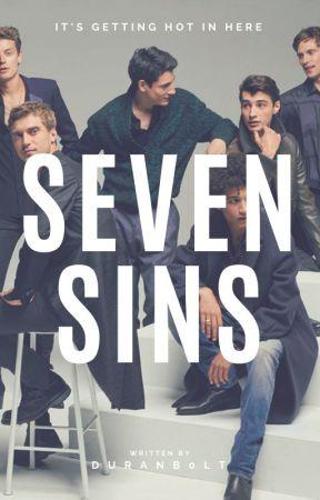 SEVEN SINS (Boy×boy) by Duranb0lt