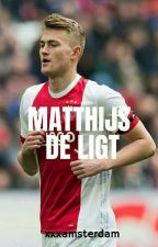 Matthijs De Ligt✔ by xAmsterdamx