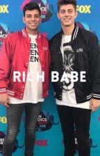 Rich babe ~ Anthony Trujillo  🌺💋 by sarasaud__