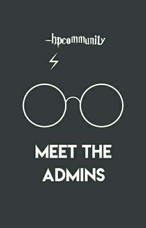 MEET THE ADMINS by -hpcommunity