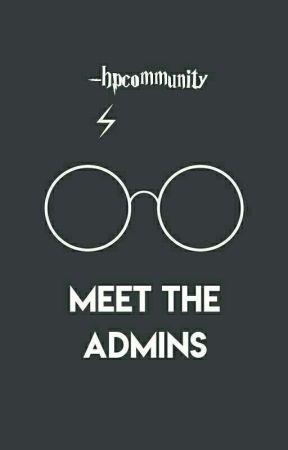 ↯meet the admins  open by -hpcommunity