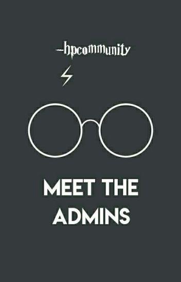 ↯meet the admins |open