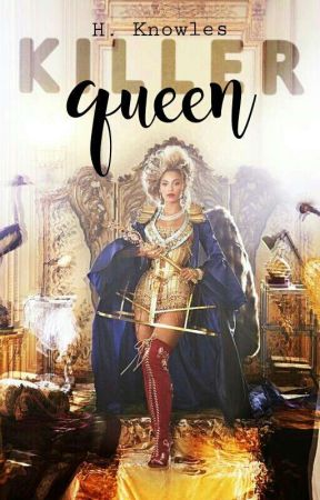 Killer Queen by HK_Carter