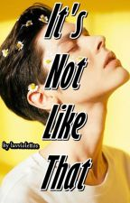 It's Not Like That | Kristian Kostov by luvviolettos
