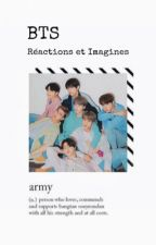 • Imagines&Reactions BTS • by Taeeee95