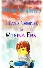 Clay & Cookie ~ (Stone Clay) by Myrina Fox by MyrinaFox