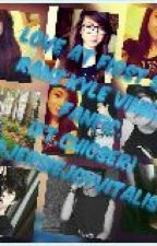 Love At First Sight Ranz kyle Viniel E fanfic.(ft.Chicser)*Completed* by JersiejoyVitalista