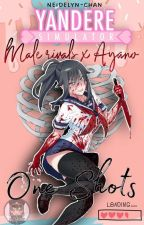 One-shots/Ayano X Male Rivals  by Neidelyn-chan