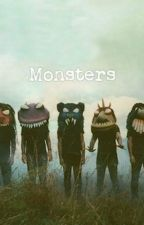 Monsters by atypicalsapient